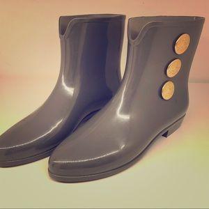 Vivienne Westwood + Melissa Rain Boots